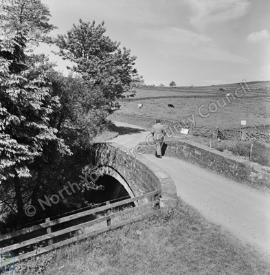 Thruscross, Mill Bridge, 1961